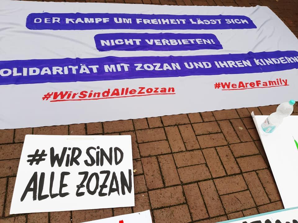 Prozess gegen Zozan G. vor dem Familiengericht beendet
