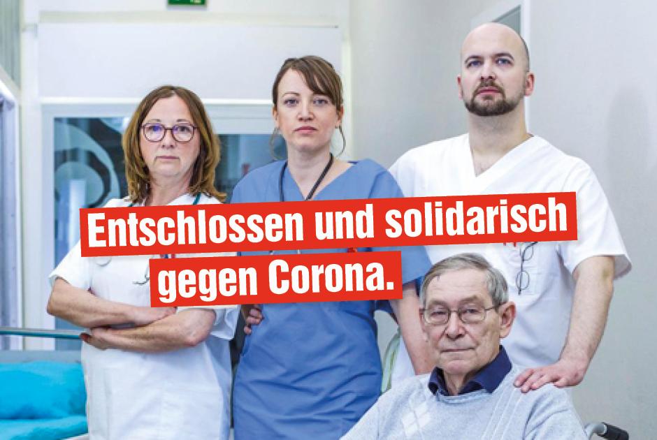 """Kommunal-Newsletter zum Thema """"Corona"""""""
