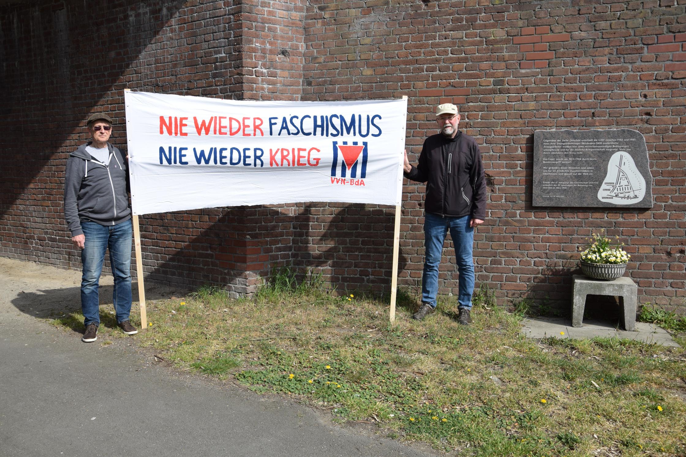 VVN-BdA: Der Schwur von Buchenwald vor 75 Jahren