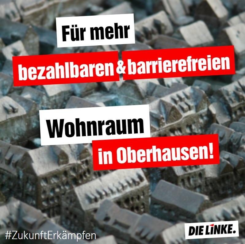 Oberhausen braucht barrierefreien Wohnraum