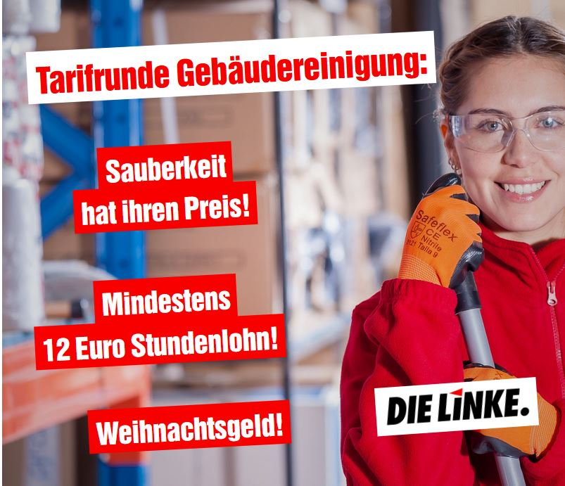 Auch in Oberhausen gilt: Sauberkeit hat ihren Preis!