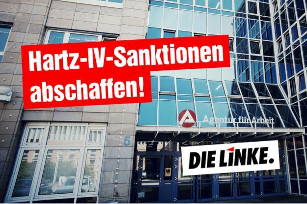Hartz-IV-Sanktionen: Nicht abmildern, sondern abschaffen!