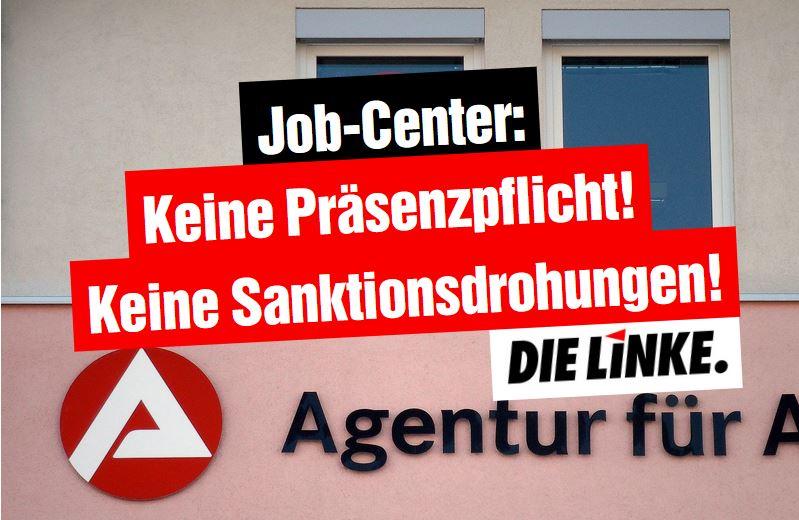 Job-Center verweigert Begleitpersonen und droht mit Sanktionen!