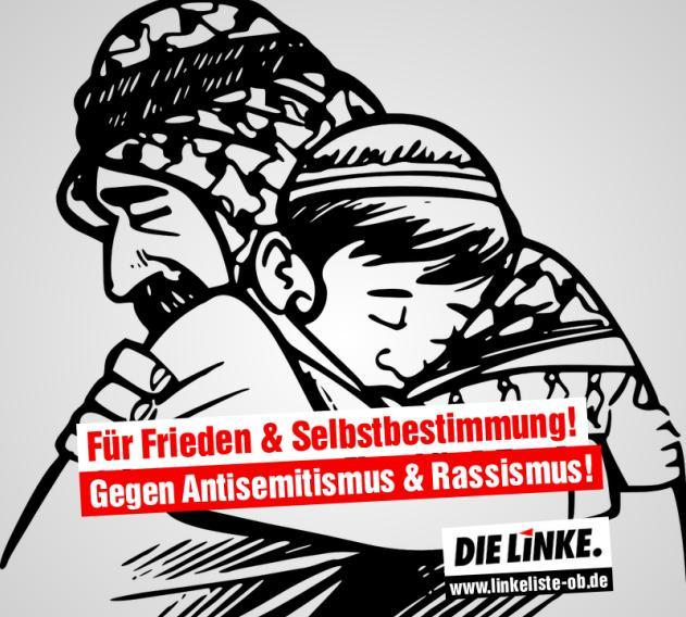Erklärung zum Nahost-Konflikt, antisemitischen Parolen und der deutschen Debatte